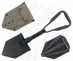 Tri-fold E-Tool