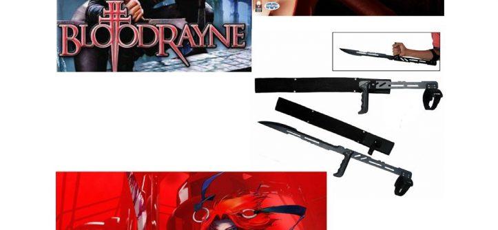 ninja forearm sword