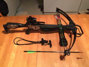Jackal crossbow