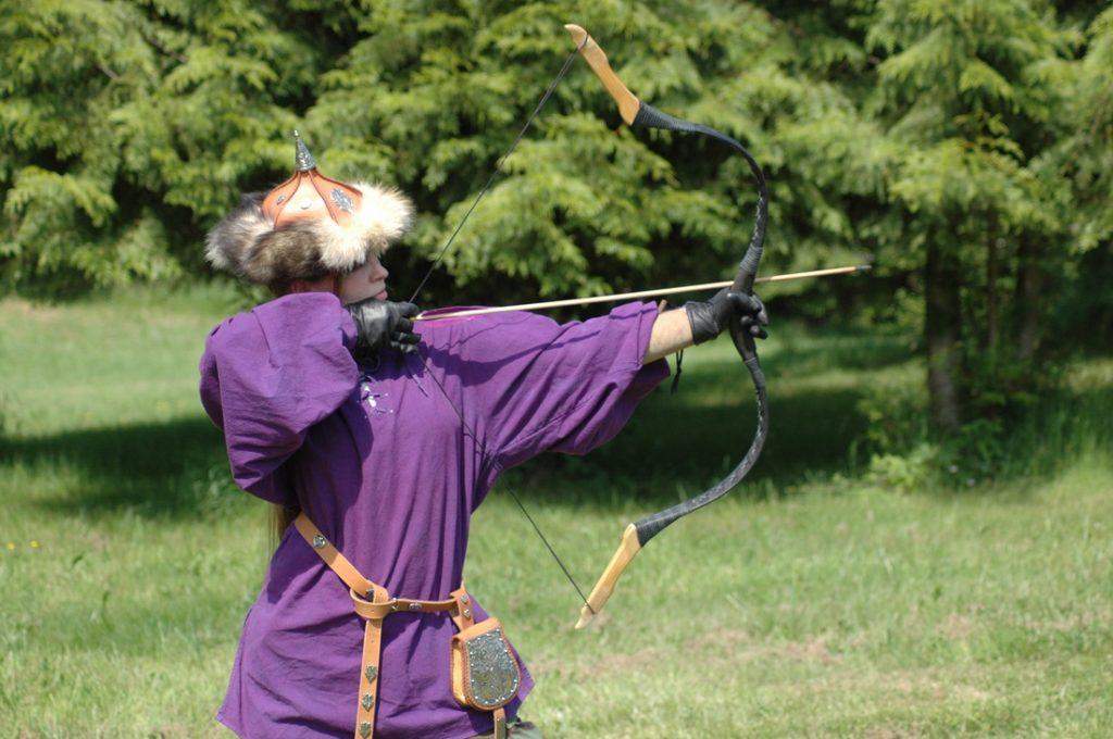 Mongol bow