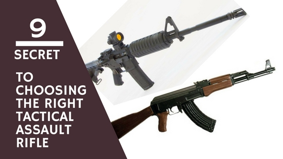 AK47 vs AR15